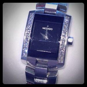 Movado .60Ctw Diamond Eliro Women's Watch